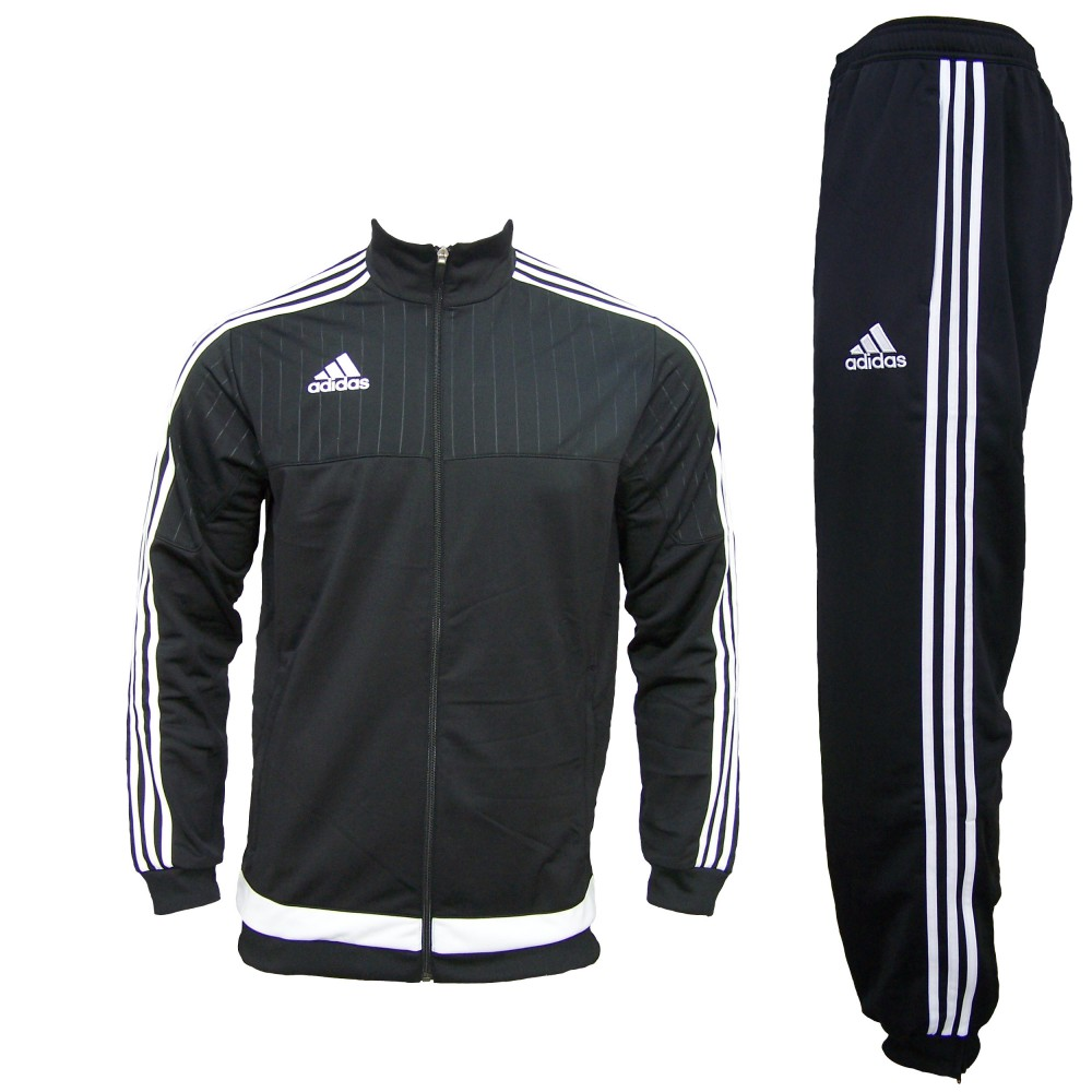 Adidas Trainingsanzug Sportanzug Sweater Anzug Jogginganzug