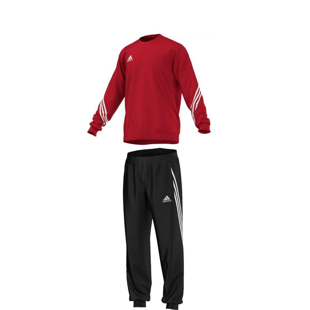 adidas trainingsanzug sportanzug sweater anzug. Black Bedroom Furniture Sets. Home Design Ideas