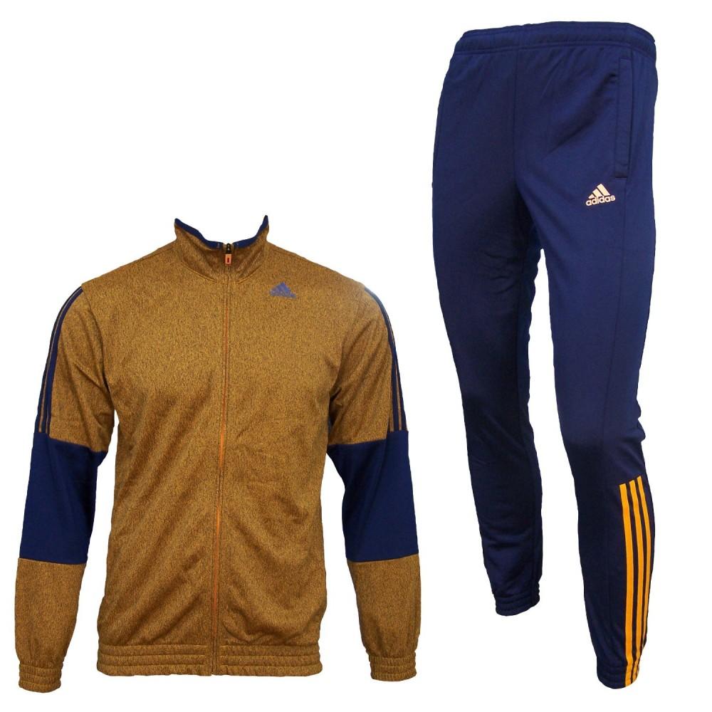 adidas climalite herren trainingsanzug sportanzug. Black Bedroom Furniture Sets. Home Design Ideas