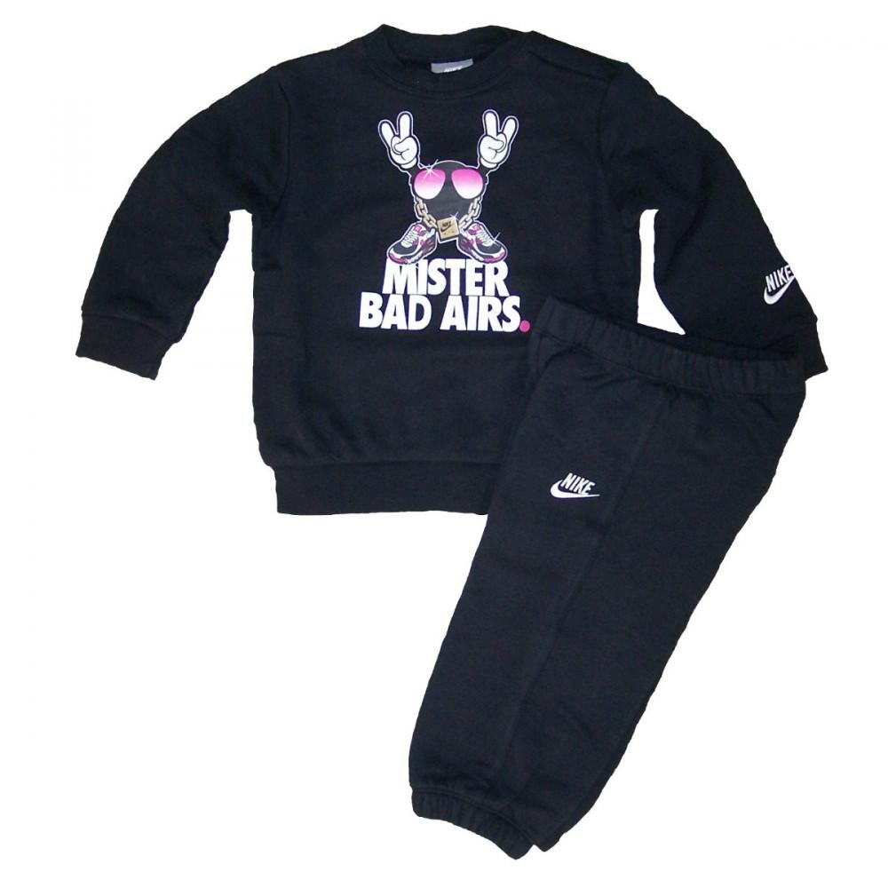 nike mister bad airs baby jogger anzug trainingsanzug. Black Bedroom Furniture Sets. Home Design Ideas