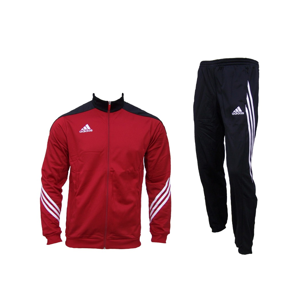 adidas herren trainingsanzug jogginganzug sportanzug ebay. Black Bedroom Furniture Sets. Home Design Ideas