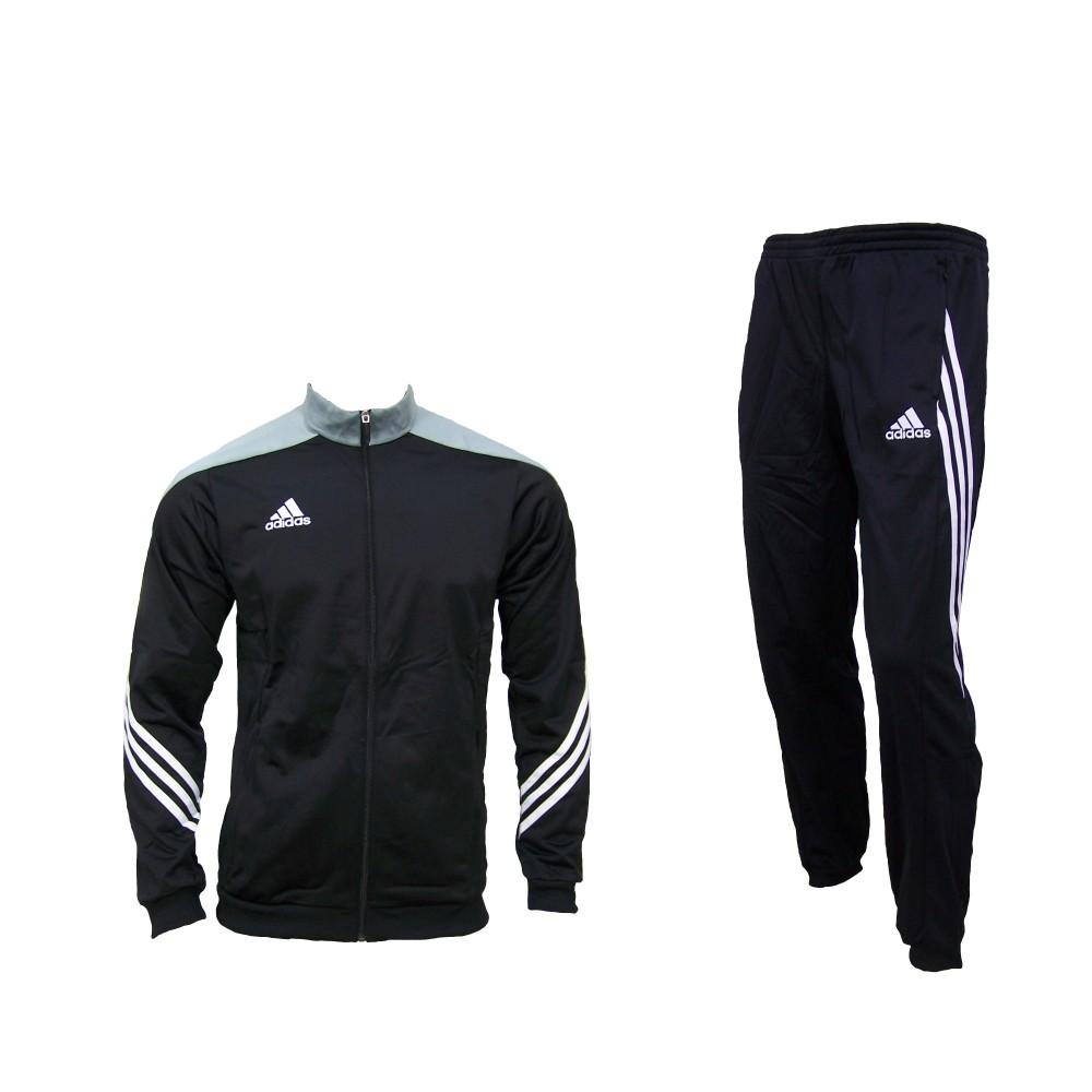 adidas herren trainingsanzug jogginganzug sportanzug ebay. Black Bedroom Furniture Sets. Home Design Ideas