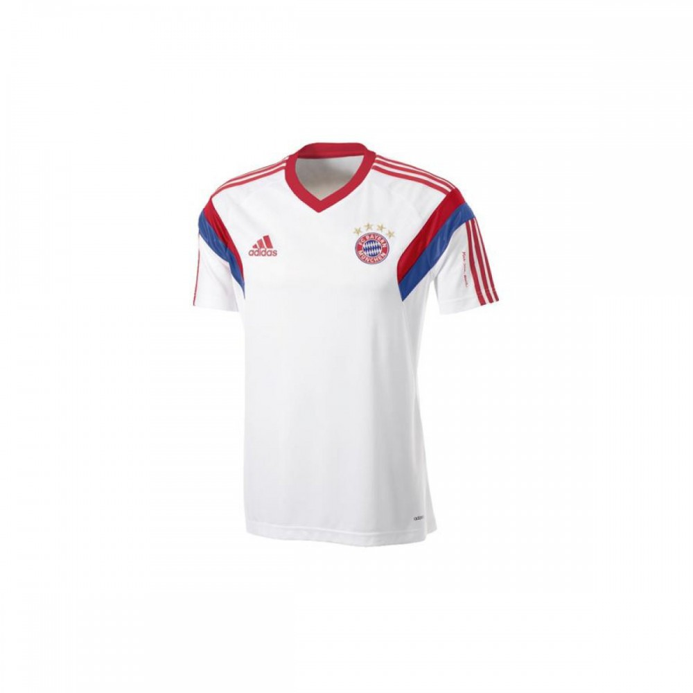 adidas bayern m nchen trainings trikot 2014 2015 ebay. Black Bedroom Furniture Sets. Home Design Ideas