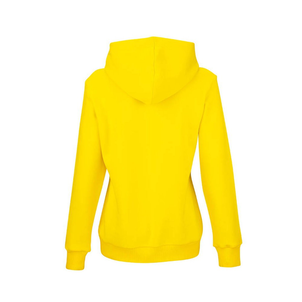 puma bvb borussia dortmund damen fan hoodie 2015 2016. Black Bedroom Furniture Sets. Home Design Ideas