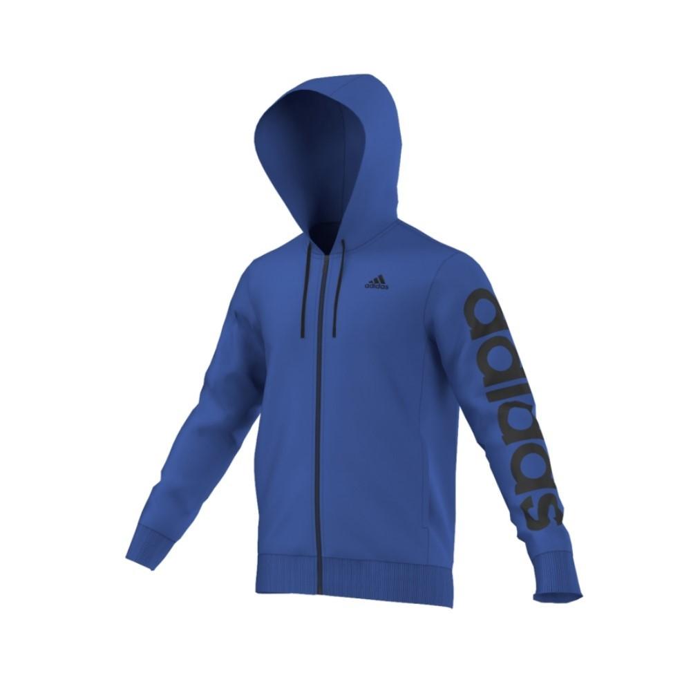 adidas fleece hoodie jacke kapuzenjacke pullover f r herren ebay. Black Bedroom Furniture Sets. Home Design Ideas