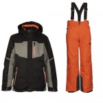 Killtec Chris Jr - Ski Set Kinder Skianzug