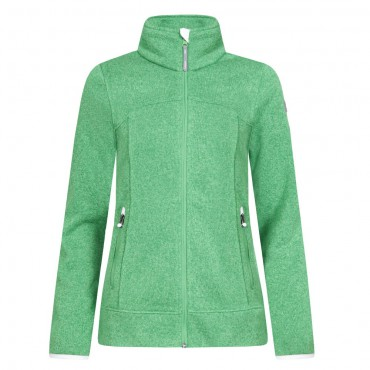 Icepeak Liv Fleece Strickjacke für Damen – Bild 1