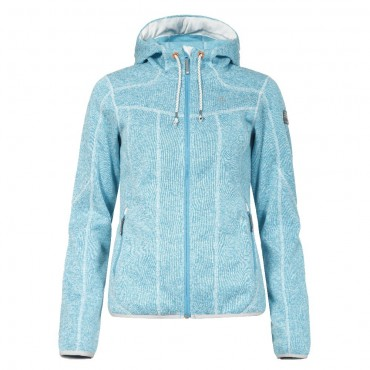 Icepeak Lida Fleece Strickjacke für Damen – Bild 3