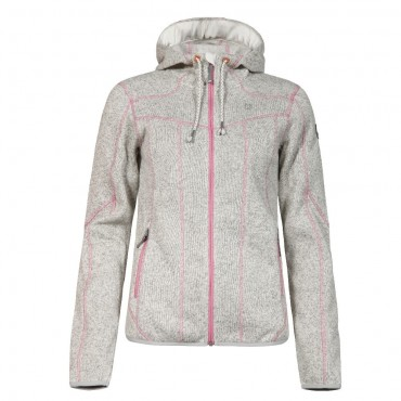 Icepeak Lida Fleece Strickjacke für Damen – Bild 2