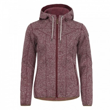 Icepeak Lida Fleece Strickjacke für Damen – Bild 5