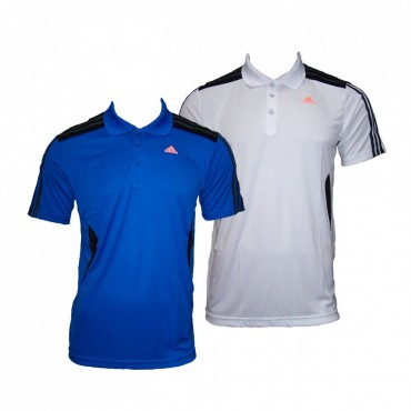 adidas ClimaCool Herren Polo Shirt