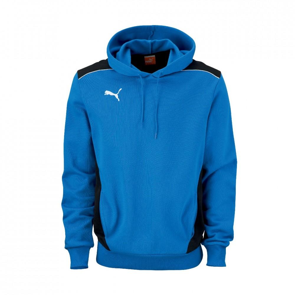 puma pullover blau