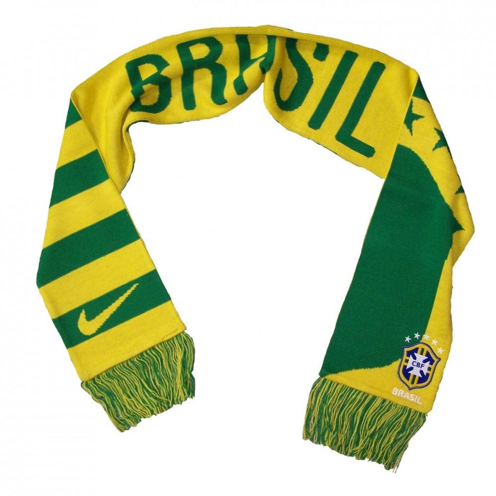 Schal der Fußball Nationallmannschaft von Brasilien