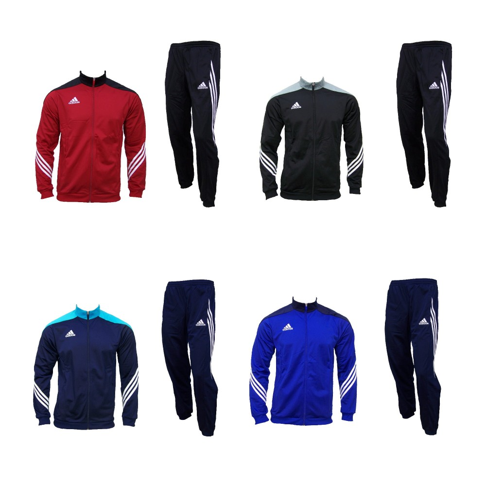 Adidas kinder trainingsanzug sereno 14 sweat - Strenge