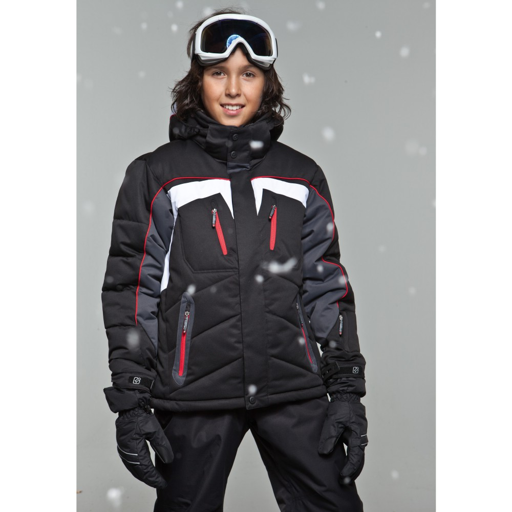 Melano Kinder Ski und Winterjacke