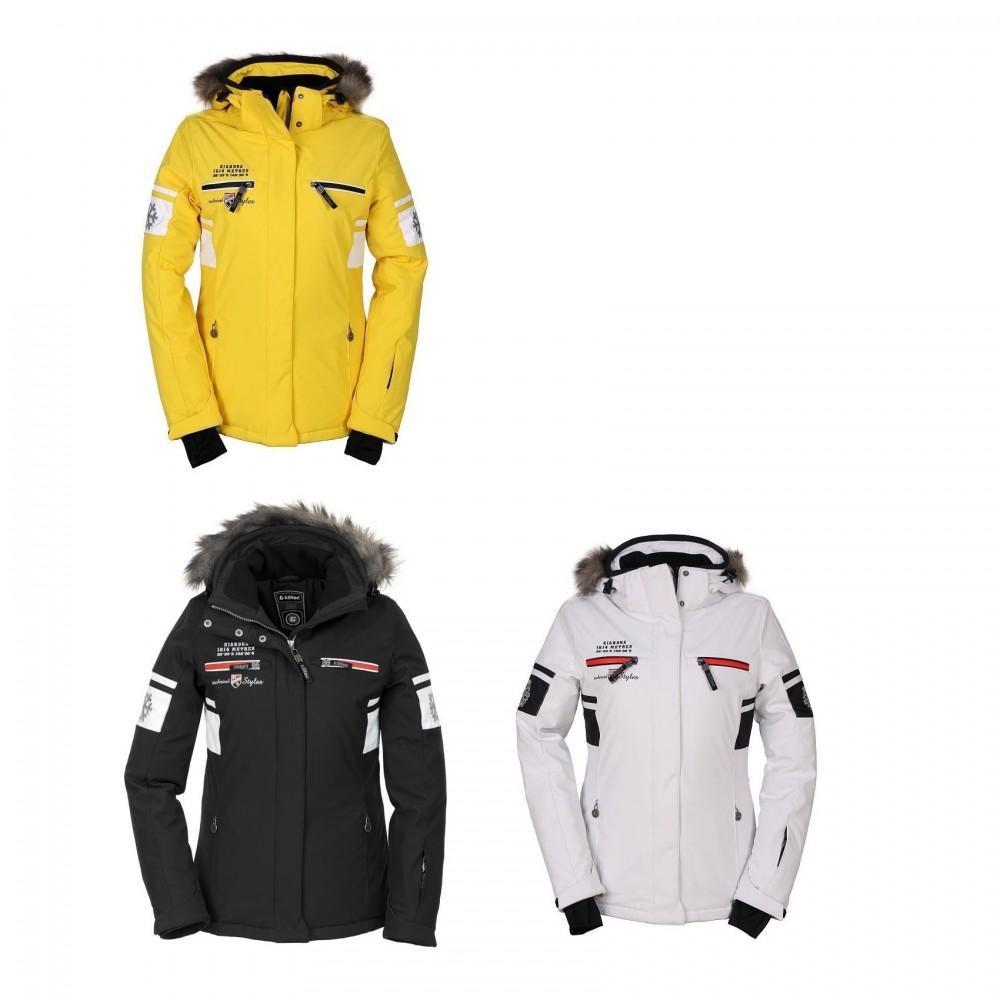 Ski Softshelljacke Phaela für Damen